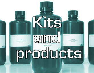 Kits for protein analysis